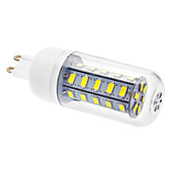 G9 6 W 36 SMD 5730 450-490 LM Cool White Corn Bulbs AC 220-240 V