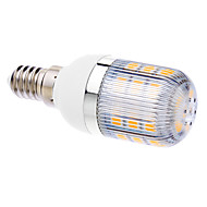 E14 4W 27 SMD 5050 360 LM Warm wit T LED-maïslampen AC 220-240 V