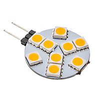 daiwl G4 1,5W 9x5050smd 70-100lm 3000K meleg fehér fényű led labda izzó (12V)