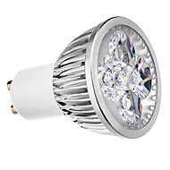 GU10 4 W 4 LM Cool White MR16 Spot Lights AC 220-240 V