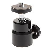 Mini Portable Métal flash Mount Support pour caméra - noir