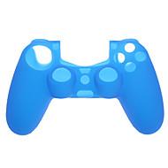 Silicone Protector e dois apertos polegar da vara para PS4 Controlador
