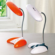 1.8W 36-LED Justerbare Oppladbare Tabell / Desk Lamper (Orange & White)