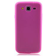 Minimalistinen Tyylikäs TPU suojakotelo Samsung Galaxy Mega 5,8 I9150