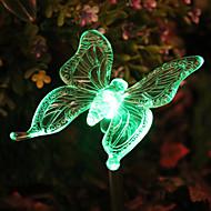 Solar RGB Butterfly Garden Puntata Luce