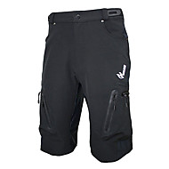 Arsuxeo Mens Ciclismo Mountain Bike Bicicleta Ridding Shorts Pant desgaste