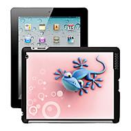 Efeito 3D Capa para iPad 2/3/4