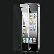 Angibabe herdet glass Eksplosjonssikker skjermbeskytter (0.4mm) for iPhone 5