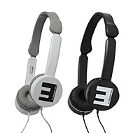 SENIC IS-R3V Foldable Over-Ear Headphone Mic and Adapter for PC/iPhone/iPod/iPad/Samsung