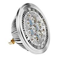 G53 7 W 7 High Power LED 630-700 LM Warm White Spot Lights AC 85-265 V