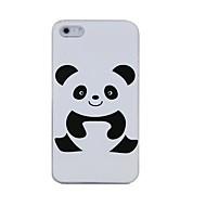 Cute Panda plast tilbake tilfelle for iPhone 4/4S