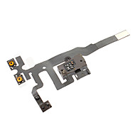 Audio Volume Power Flex Cable for iPhone 4S