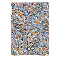 Special Flowers and Leaves Pattern Textile Hard Case for iPad Air (Assorted Colors)