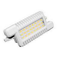 H+LUX R7s 13W 24x5630SMD 1250LM CRI>80 6500K Cool/Natural White  Light LED Spot Bulb (220-240V)