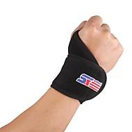 Hand & Handgelenkschiene Sport unterstützen Videokompression Schützend Einstellbar Fitness Baseball Camping & Wandern Laufen Schwarz
