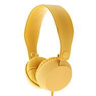 YH-226 Music On-Ear hörlurar med mikrofon för dator / telefon