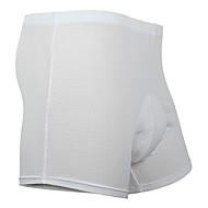 MOON Undershorts til sykling Herre Sykkel Shorts Undertøy Shorts Fôrede shorts Bunner Fort Tørring Anvendelig Bomull Terylene Ensfarget