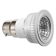B22 5 W COB 410 LM Warm White Dimmable Spot Lights AC 220-240 V