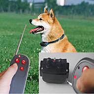 4 en 1 mascota formación vibra y perro descargas eléctricas manuales de control remoto 150m