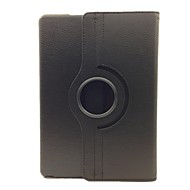 360 Degree Rotating PU Leather Auto Sleep and Wake Up Case Cover with Card Slot for iPad Air