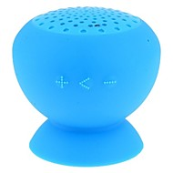 Impermeabile Multifunzione Mini Mushroom altoparlante senza fili Bluetooth
