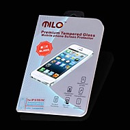 MILO Second Generation High Quality Premium Tempered Glass Screen Protector for iPhone 5/5C/5S