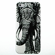 Right Elephant Pattern Hard Case Cover for iPhone 5/5S