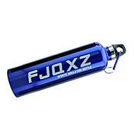 Botella FJQXZ 750ML de aleación de aluminio de ciclo azul