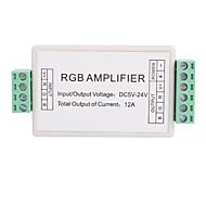 3 Channel Mini RGB LED vahvistin ohjain RGB LED Strip Light (DC12V 12A 144W)