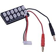1-12P 7.4V 2S charge de la batterie Conseil pour Imax B6/B6AC/B8 Chargeur