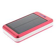 13800mAh Multi-Output Solar External Battery for iPhone4/4S/5,iPod,iPad,Samsung,HTC,NOKIa,Motorola,Lenovo