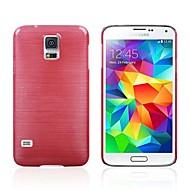 UV-lakka vetoprosessin PC Materiaali Takakansi suojakuori Samsung Galaxy S5 i9600