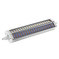 18W R7S Bombillas LED de Mazorca T 180 SMD 3014 1980 lm Blanco Cálido Regulable AC 100-240 V