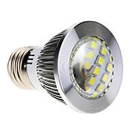daiwl E26 / E27 7W 30x2835smd 480-580lm 5500-6500k kallt vitt LED majs lampor (ac 220-240)