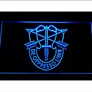 USASFC US Army Special Forces Neon Light Sign