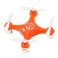 cheerson cx-10 drone 2,4g quadcopter 4ch rc avec positionnement gyro vol stationnaire / vision / 360 ° laminage