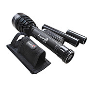 Trustfire TR-J18 5 Mode 8000 LM CREE XM-L T6 LED Flashligh
