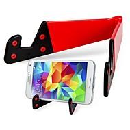 Evrensel Katlanabilir V Samsung Galaxy S5 I9600 ve Diğerleri için Şekilli Telefon Tutucu Stand