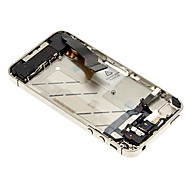 Mid Frame Housing Assembly with Charge Port for iPhone 4S