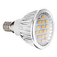 E14 / GU10 / GU5.3(MR16) / E26/E27 5.5 W 15 SMD 5730 380 LM Warm White / Cool White Spot Lights AC 100-240 V