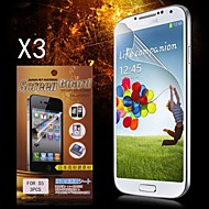 Protective HD Screen Protector for Samsung Galaxy S5 I9600(3PCS)