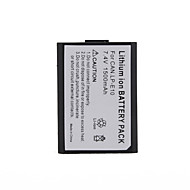 ersättning Digitalkamera Batteri LP-e10 för Canon EOS 1100D (7.4V, 1500mAh)