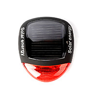 MOON Red and Black Solar Engergy LED Tail Light