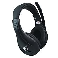 JiaHe CD-770MV Over-Ear cuffia della fascia con il Mic