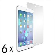 [6-Pack] Protections d'écran Effacer Premium haute définition pour iPad air