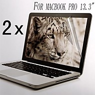 [2-Pack] High Quality Invisible Shield Smudge Proof skjermbeskytter for MacBook Pro 13,3-tommers