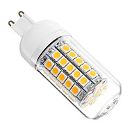 G9/E14/E26/E27 6 W 59 SMD 5050 450LM Warm/Cool White Corn Bulbs AC220-240V