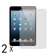 protecteur prime clair d'écran pour Mini iPad 3 mini iPad 2 iPad mini (2 pcs)