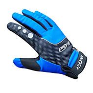 NUCKILY® Sporthandschuhe Fahrradhandschuhe Fahrradhandschuhe warm halten / Antirutsch / Wasserdicht / Winddicht Vollfinger
