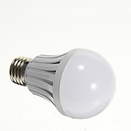 5W E26/E27 LED kulaté žárovky 21 SMD 2835 420-450 lm Teplá bílá AC 220-240 V